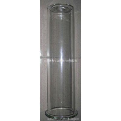 厂家批发外径100封底管 烧口高硼硅玻璃管