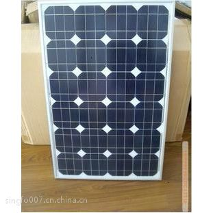 100瓦太阳能电池组件,100W单晶太阳能电池板,太阳能板,太阳能厂家