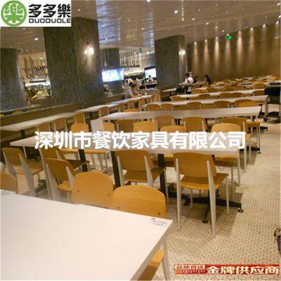 供应厂家直销 连锁店餐桌椅组合 大理石分体餐桌椅 餐厅必备