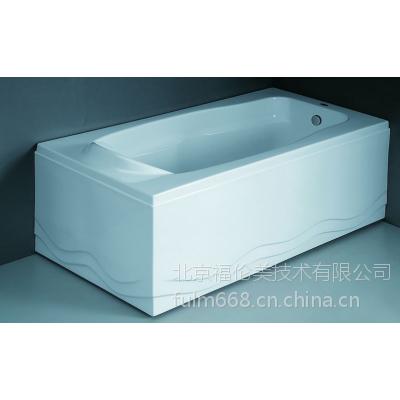 供应各类品牌浴缸翻新及局部掉瓷修补