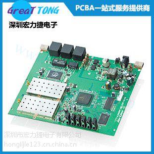 PCB制板 PCB设计电路板服务 深圳宏力捷,专业快捷