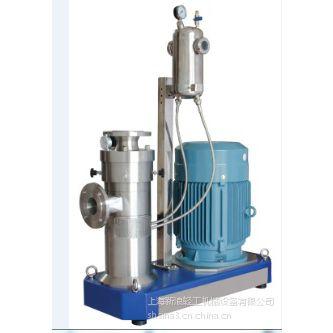 甲醇柴油高剪切shsina乳化机|化学品工业生产用高剪切乳化机