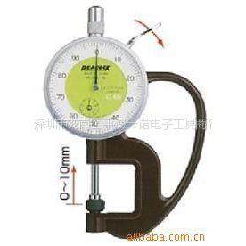 供应日本孔雀PEACOCK 针盘式厚度计|G-0.4N