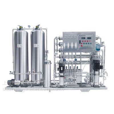 供应安阳1T净水工程设备 大桶量反渗透设备