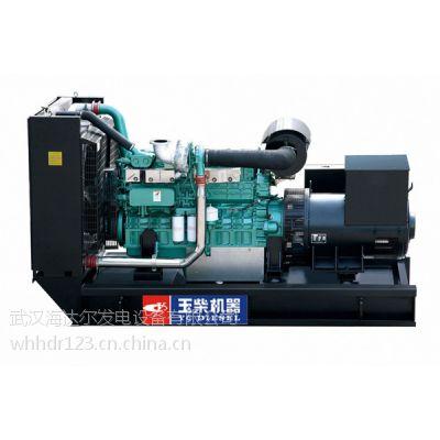 200KW-600KW玉柴发电机组