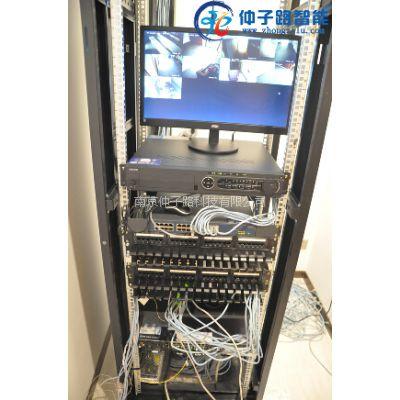 南京监控系统 南京门禁考勤 南京办公室工位布线 南京无线覆盖 南京综合布线——仲子路智能