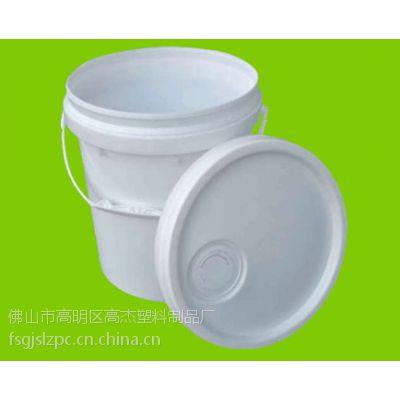 快速供应18L/18KG全新料塑料桶、润滑油桶(D1802)
