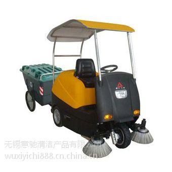 供应大型超市、车间、小区、车站使用的电动吸尘清扫车