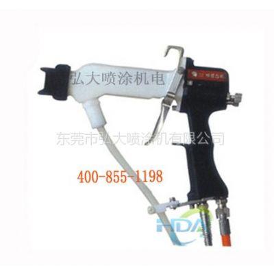 供应日本ASAHI 1020高品质手动静电喷漆枪