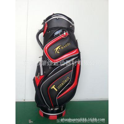 专业高尔夫球袋制造商 衣物包生产厂家 标准高尔夫职业选手
