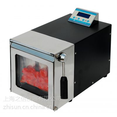 厂家直供 上海之信 JYD-400 液晶显示 速度可调 拍击式无菌均质机 拍击式均质器