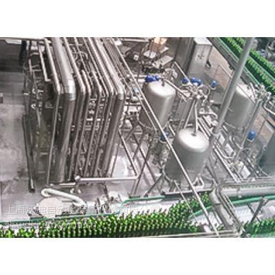 沃迪装备  果汁牛奶饮料矿泉水灌装玻璃瓶包装生产线
