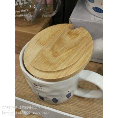木制水杯盖