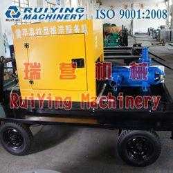 供应抗旱专用移动泵车