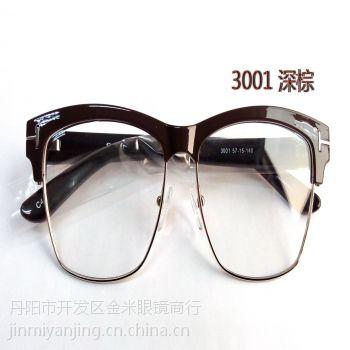 潮流时尚近视架男|男士近视眼镜厂|批发零售 诚招代理
