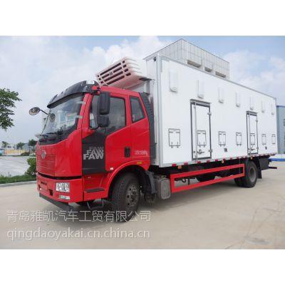 冰凌方鸡苗车,雏禽车价格,8.6米鸡苗运输车价格,雏鸡运输车
