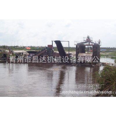供应稀有金属选矿系列,青州腾龙重工,专业制造淘金船