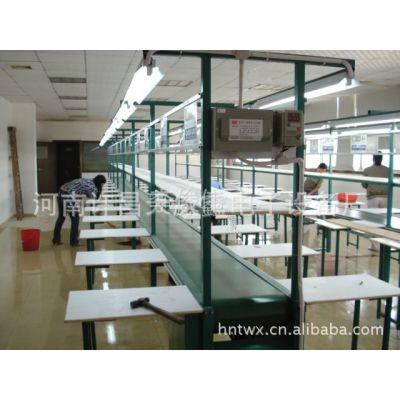 供应电子产品生产线、流水线,设计、生产、安装、调试