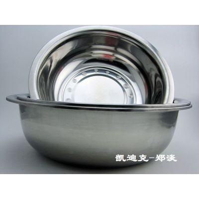 供应不锈钢盆生产厂家/不锈钢盆大型供应商【礼品】