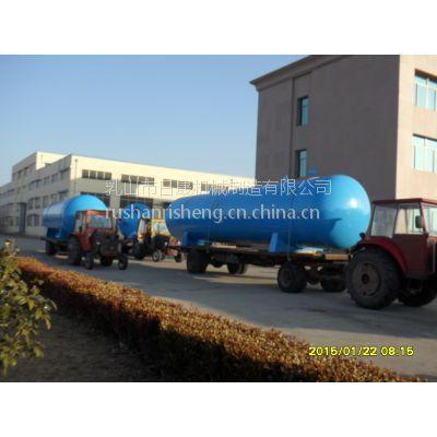 乳山日晟公司供应不锈钢储罐/压力罐/搅拌罐/发酵罐