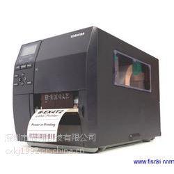 东芝工业级标签打印机 TOSHIBA B-EX4T3 600dpi高精度打印机