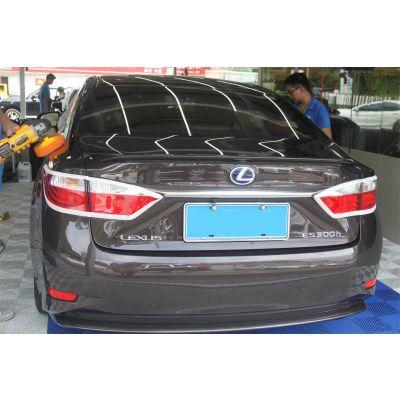 广州天河雷克萨斯德国sonax镀晶汽车漆面如何养护