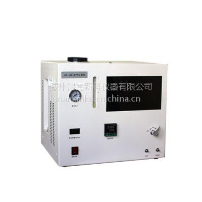 新科仪器GS-8900沼气全组分分析色谱仪,小型便携式沼气分析仪