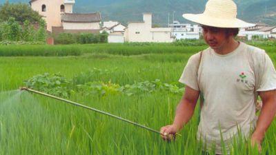 关于《中国供应商农药规则处理》公告