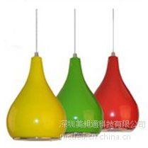 供应美昶通LED餐吊灯15W 葫芦灯15W 暖光 餐厅专用照明灯具