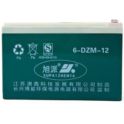 供应电动车电池/蓄电池/电瓶车铅酸电池/旭派电池/6-DZM-12/48V12A  【批发零售】