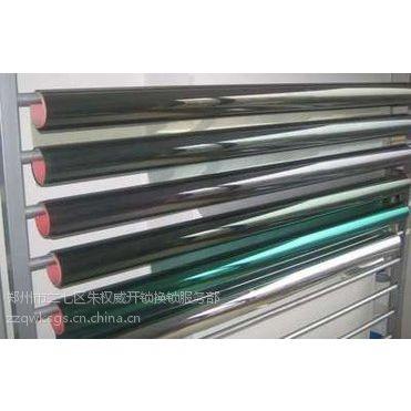 供应郑州PVC玻璃贴膜大小工程 建筑膜 磨砂膜 防爆膜 隔热膜 隐私膜