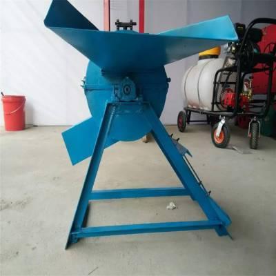 粉碎饲料机规格 双沙克龙粉碎饲料机厂家 润丰机械
