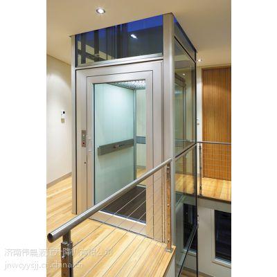 合肥家用小型升降平台、家用阁楼电梯、外型尺寸/载量/高度【济南伟晨SJD】固定式升降台