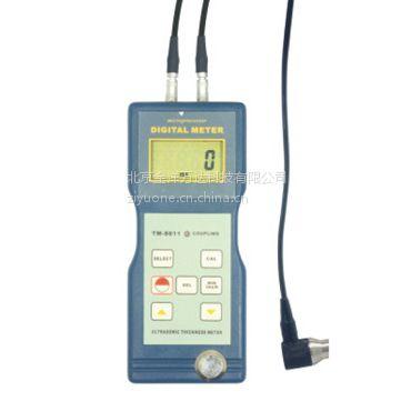 TM8811 超声波测厚仪 适用金属、陶瓷、硬塑料橡胶、玻璃等硬质材料