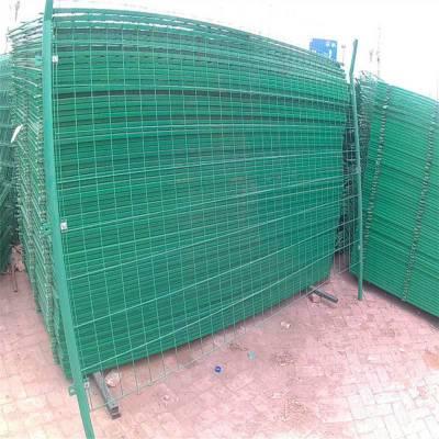 光伏发电护栏网 定做防护栏 公路防护栏