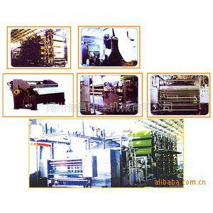 批发供应 印染整机械与设备 牛仔布烧毛预缩联合机