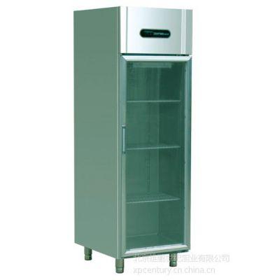 供应冰立方冷藏展示柜 大单门冷藏保鲜展示柜 COOLMES 冰立方冰箱