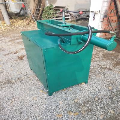 小型钢管缩管机 多功能液压缩管机同款低价优质优惠