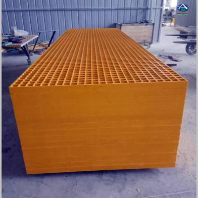 供应玻璃钢格栅生产厂家 专业生产批发洗车格栅地 河北华强科技开发有限公司