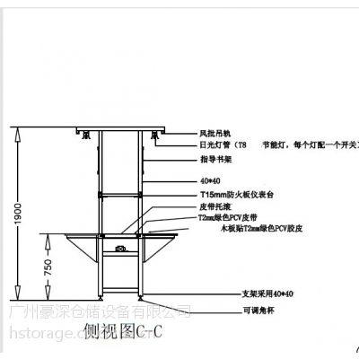 豪深供应包装工作台检测工作台电子厂生产线工作台广州厂家专业生产批发