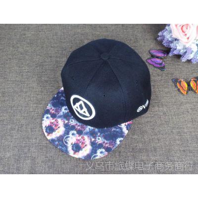韩版休闲平沿棒球帽女嘻哈帽街舞滑板秋帽TFboys同款潮男帽子批发