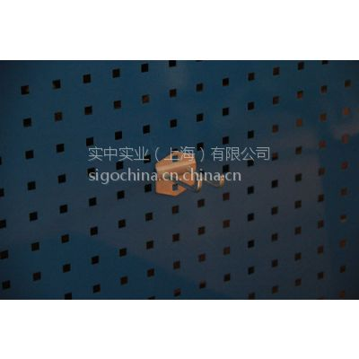 厂价批发方孔挂板用物料整理架金属电镀钢质吊钩双挂钩双直挂钩DFG-0204