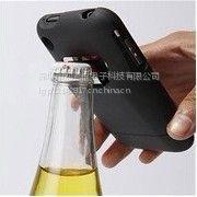 供应苹果手机保护套 iPhone4手机壳手机开瓶器 新款多功能手机壳 新奇特礼品