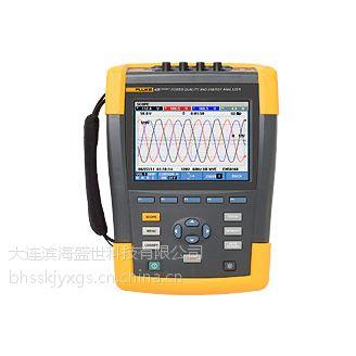 Fluke 430 II 系列电能质量和能量分析仪