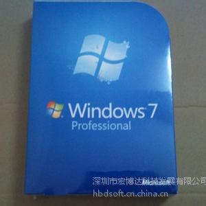 供应微软Windows 7 Eng Professional Edition 英文专业版