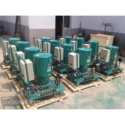 GDB-1移动式电动干油泵