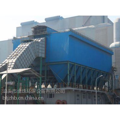 HD型袋式除尘机组工作原理产品标准图
