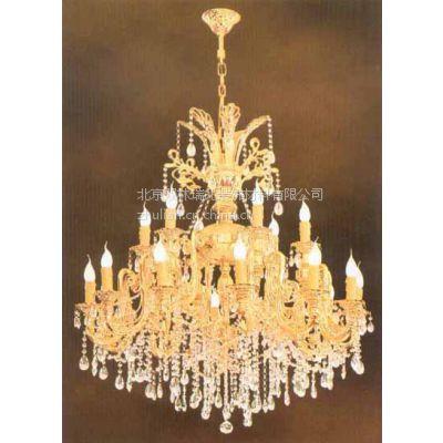精品供应,别墅 会所 包房 客厅等豪华水晶玻璃吊灯,水晶灯,全铜灯,非标定制灯
