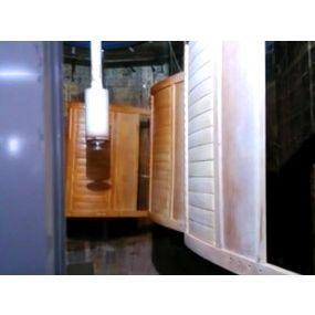 实木床自动喷漆生产线 奥思晟