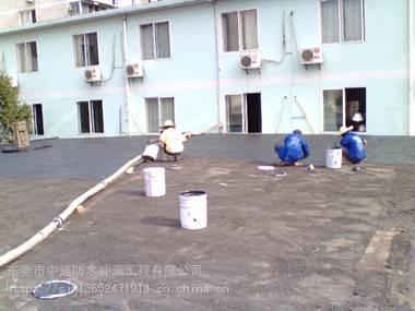 东莞市屋面漏水防水补漏 东莞市楼房裂缝防水堵漏